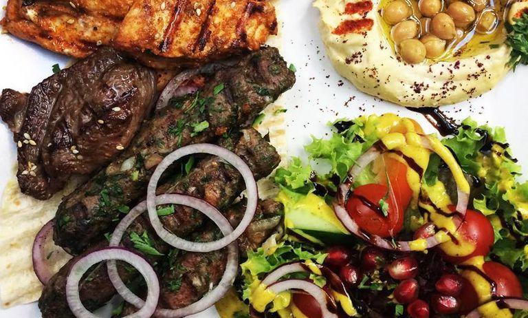 Asado Mezze & Grill