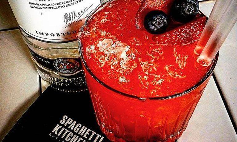 Spaghetti Kitchen Bar